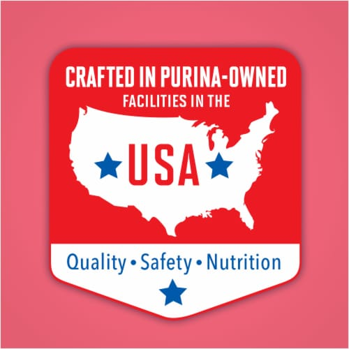 Purina Friskies Shreds with Salmon in Sauce Wet Cat Food Perspective: top