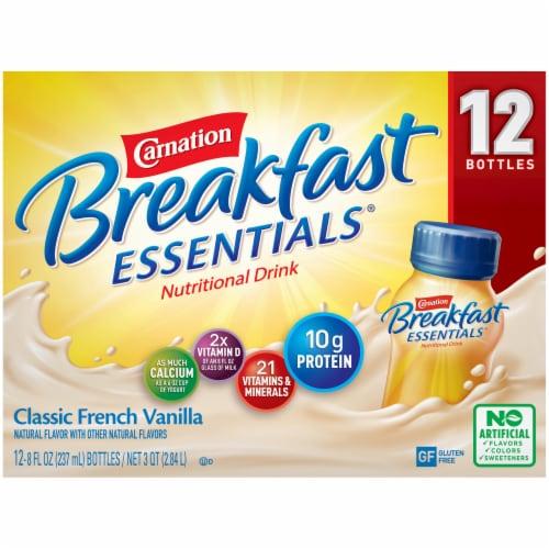 Carnation Breakfast Essentials® Vanilla Nutritional Drink Perspective: top
