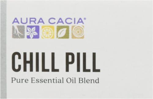 Aura Cacia Relaxing Essential Oil Perspective: top