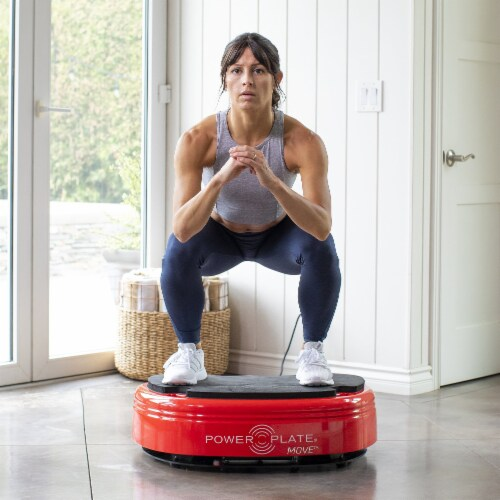 Power Plate MOVE-Silver Perspective: top