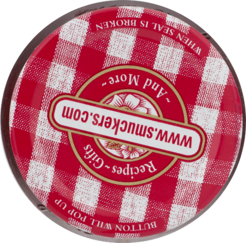 Smucker's Strawberry Preserves Perspective: top