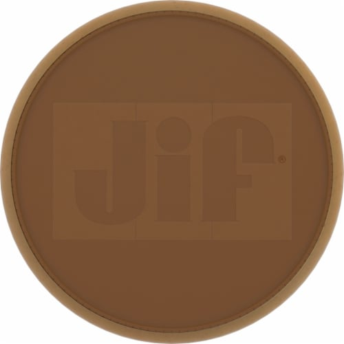 Jif Natural Creamy Peanut Butter Spread Perspective: top