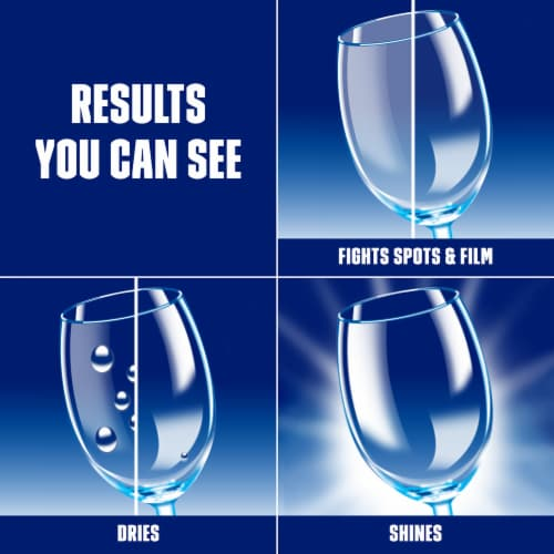 Finish Jet-Dry Rinse Aid Perspective: top
