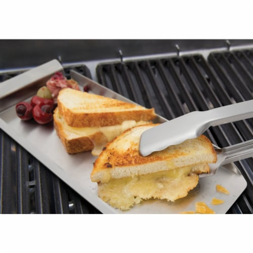 Broil King Baron Series Stainless Steel 4-Piece BBQ Tool Set 64003 Perspective: top