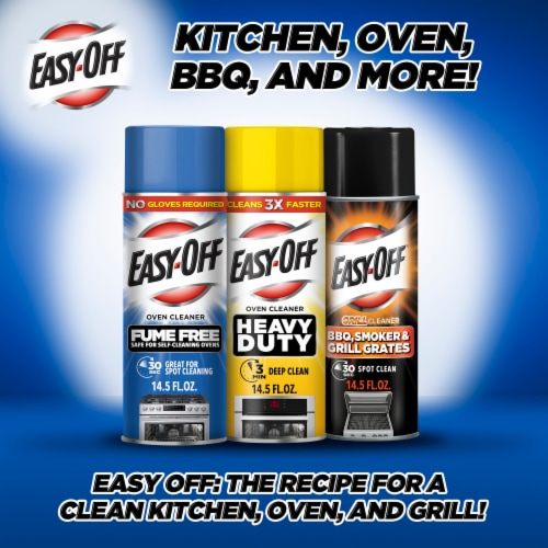 Easy Off Fume-Free Oven Cleaner Perspective: top
