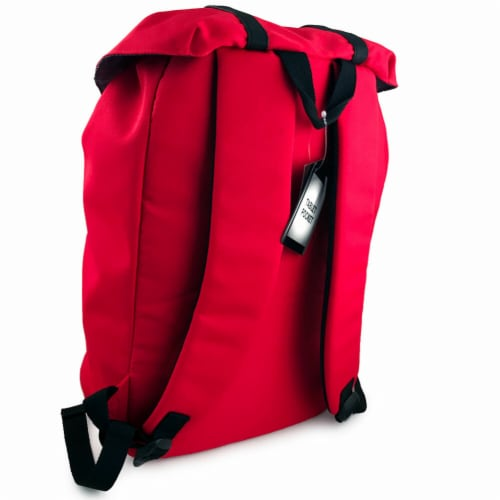 Canada 150 Red School Backpack Perspective: top