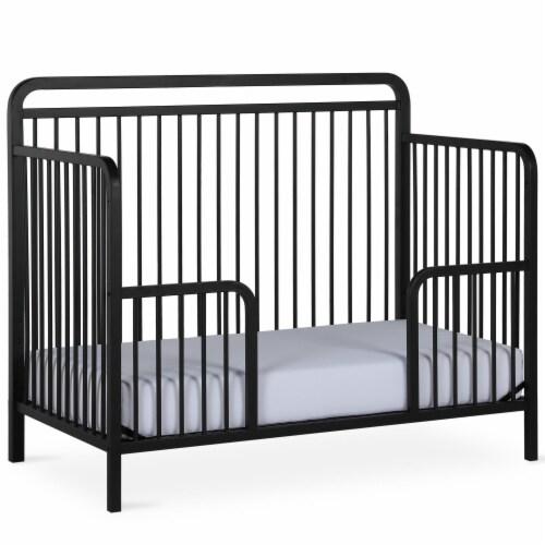 Baby Relax Juniper Metal Toddler Guardrail Perspective: top