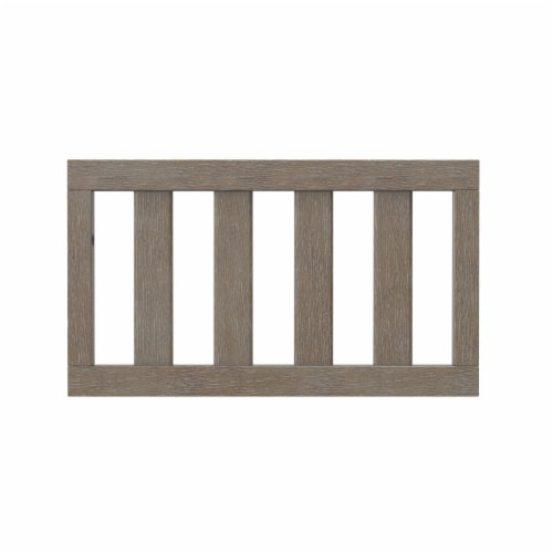 Little Seeds Finch Toddler Rail Perspective: top