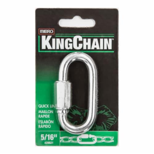 Mibro Kingchain Quick Link Zinc Perspective: top