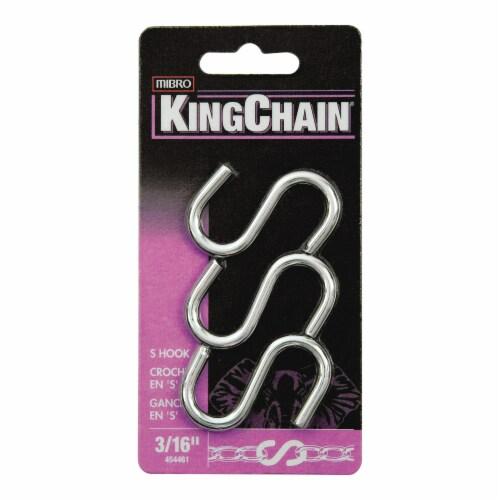 Mibro Kingchain S-Hook Zinc 3/CD Perspective: top