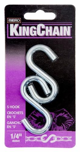 Mibro Kingchain S-Hook Zinc 2/CD Perspective: top