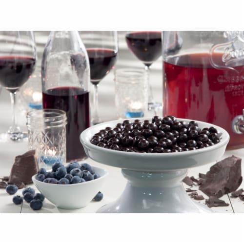 Brookside Dark Chocolate Acai & Blueberry Flavored Dark Chocolate Perspective: top