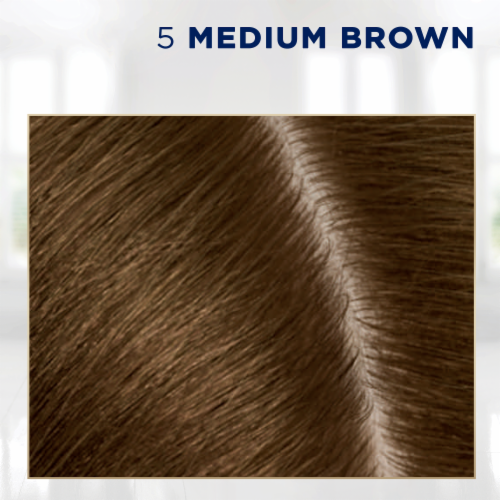 Clairol Nice 'N Easy 5 Medium Brown Permanent Root Touch-Up Perspective: top