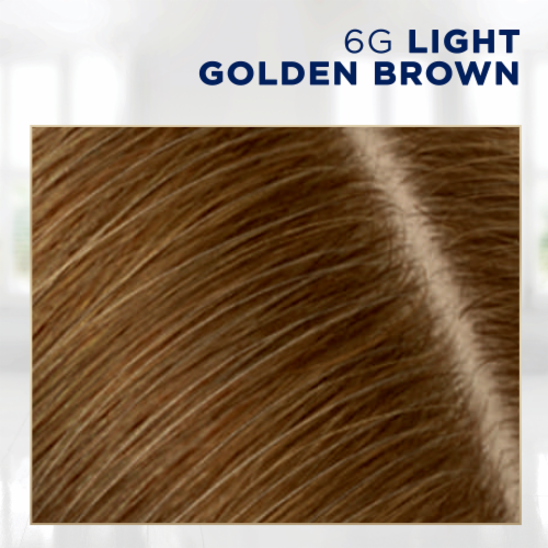 Clairol Permanent 6G Light Golden Brown Root Touch-Up Perspective: top