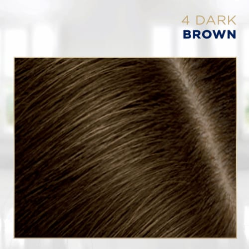 Clairol Permanent 4 Dark Brown Root Touch-Up Perspective: top