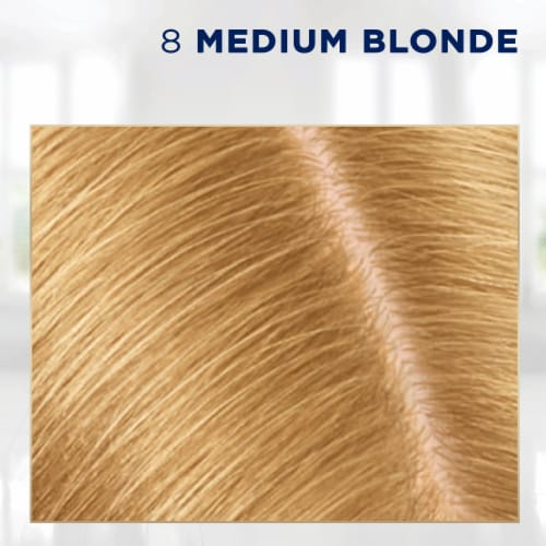 Clairol Permanent 8 Medium Blonde Root Touch-Up Perspective: top
