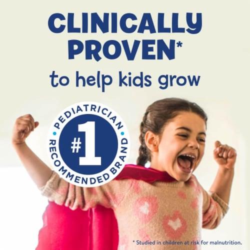 PediaSure® Grow & Gain Chocolate Kids' Nutritional Shakes Perspective: top