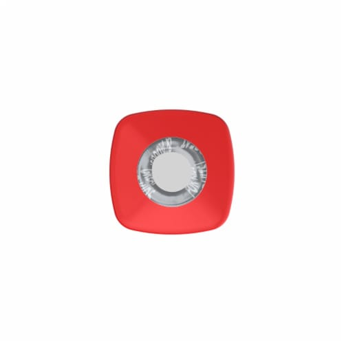 Pedialyte Advanced Care Plus Chilled Cherry Pomegranate Electrolyte Solution Perspective: top