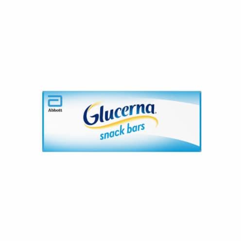 Glucerna Dark Chocolate Almond Snack Bars Perspective: top