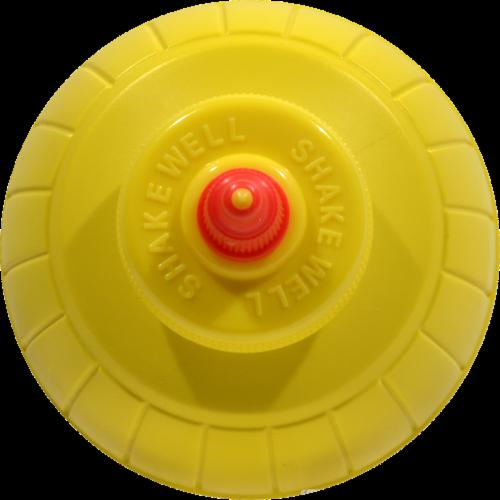 Plochman's Yellow Mustard Perspective: top