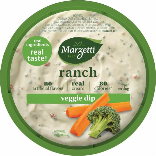 Marzetti® Ranch Veggie Dip Perspective: top