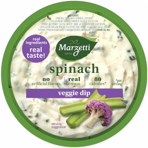 Marzetti® Spinach Veggie Dip Perspective: top
