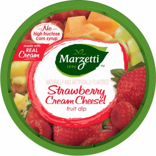 Marzetti™ Strawberry Cream Cheese Fruit Dip Perspective: top