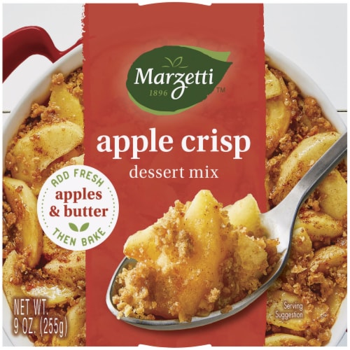 Marzetti Apple Crisp Mix Perspective: top