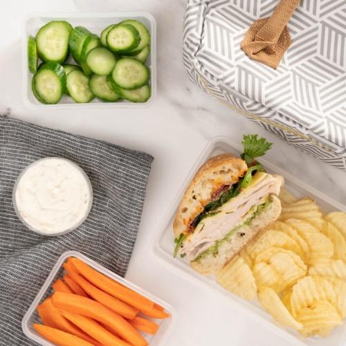 Marzetti Ranch Veggie Dip Snack Packs Perspective: top