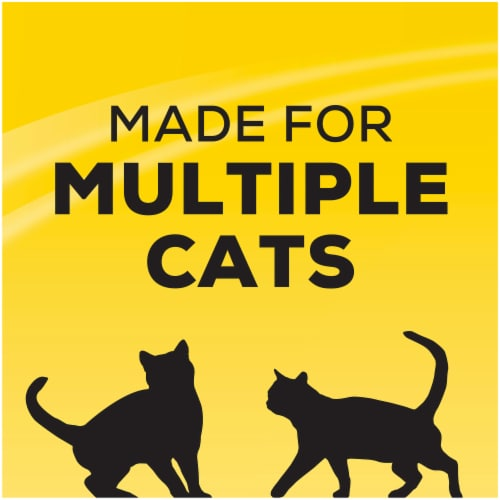 Tidy Cats 24/7 Performance Clumping Multi-Cat Litter Perspective: top