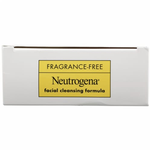 Neutrogena Fragrance-Free Liquid Facial Cleansing Formula Perspective: top