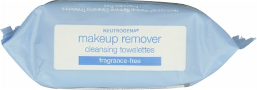 Neutrogena Makeup Remover Cleansing Towelettes 25 Count Perspective: top