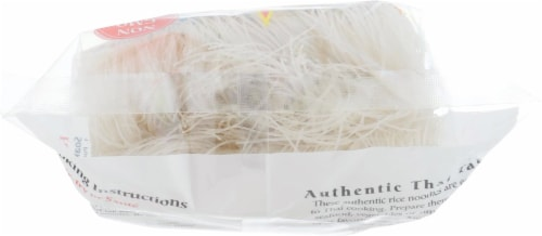 Taste of Thai Vermicelli Rice Noodles Perspective: top