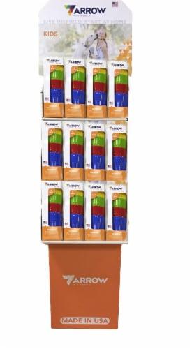 Arrow Plastic Cup - Assorted Perspective: top