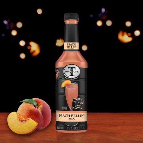 Mr & Mrs T® Peach Bellini Mix Perspective: top