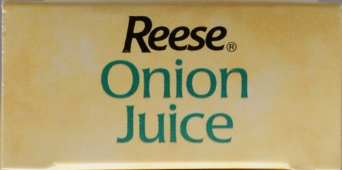 Reese Onion Juice Perspective: top