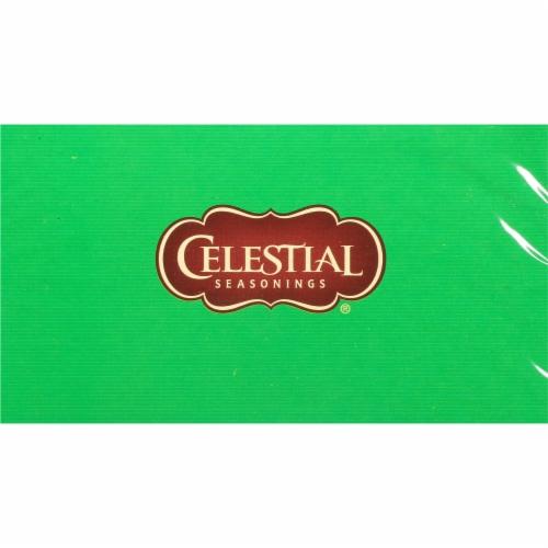 Celestial Seasonings® Decaf Green Tea Bags Perspective: top