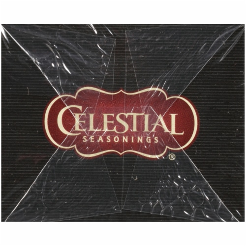 Celestial Seasonings® Morning Thunder Black Tea Bags Perspective: top