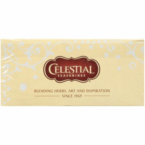 Celestial Seasonings® Sleepytime® Vanilla Herbal Tea Bags Perspective: top