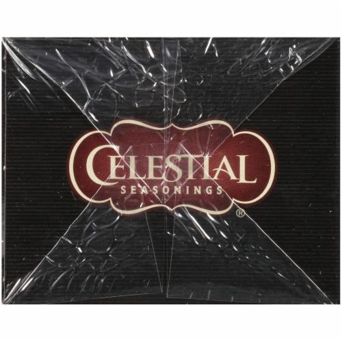 Celestial Seasonings® Peppermint Peak Black Tea Bags Perspective: top