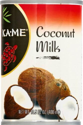 KA-ME Coconut Milk Perspective: top