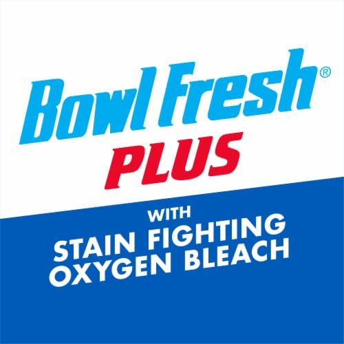 Bowl Fresh Plus Oxygen Bleach Toilet Cleaner Perspective: top