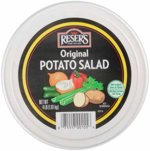 Reser's Original Potato Salad Perspective: top
