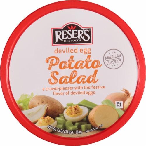 Reser's® Deviled Egg Potato Salad Perspective: top