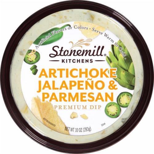Stonemill® Kitchens Artichoke Jalapeno & Parmesan Dip Perspective: top