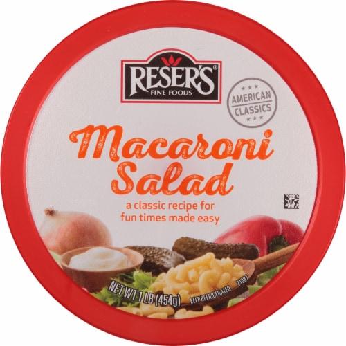 Reser's® Macaroni Salad Perspective: top