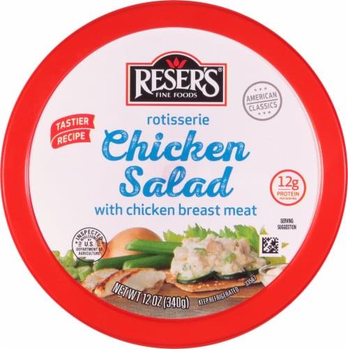 Reser's® Rotisserie Chicken Salad Perspective: top