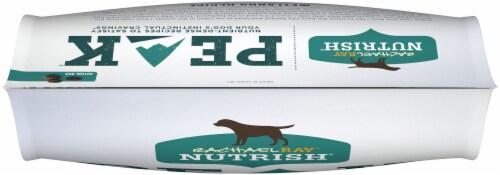 Rachael Ray Nutrish Peak WEtland Chicken and Duck Dry Dog Food Perspective: top