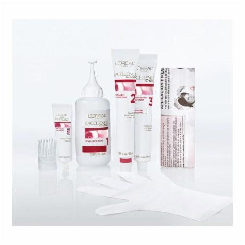 L'Oreal Paris Excellence Creme Triple Protection Color 5CB Medium Chestnut Brown Perspective: top
