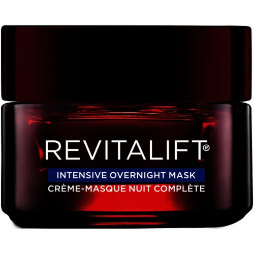 L'Oreal Paris RevitaLift Triple Power Intensive Overnight Mask Perspective: top